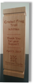 Been There Markers - great way to say Thank You to your special supporters
